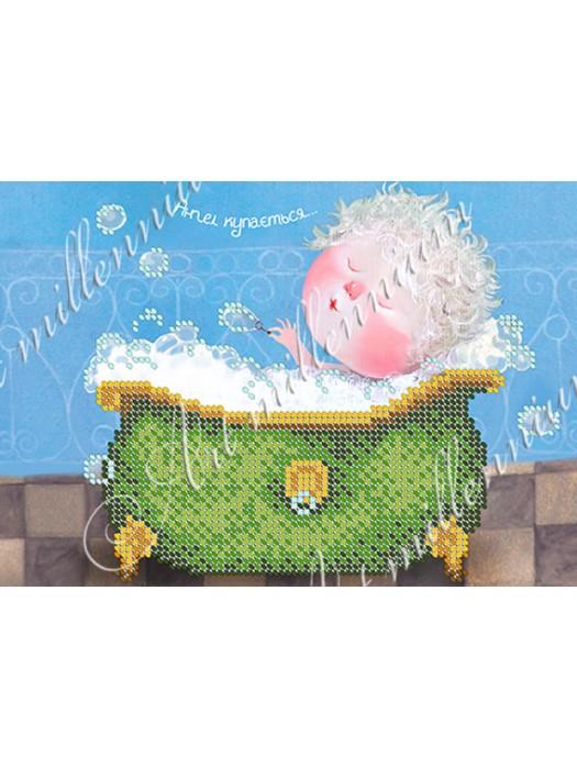 Ангел купается W-411 Гапчинская
