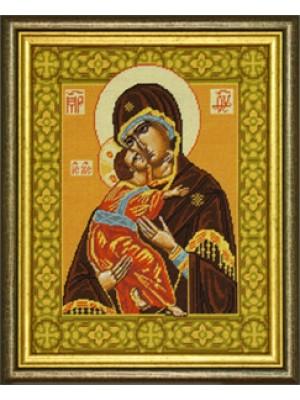 Ікона Образ Володимирської Божої Матері