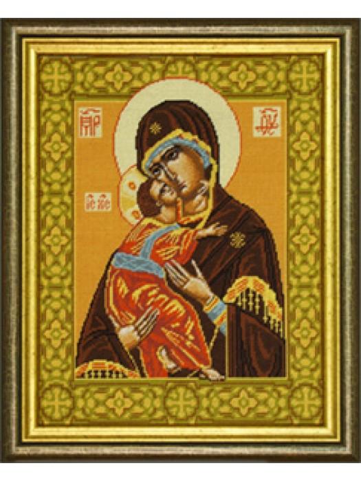 Икона Образ Владимирской Божьей Матери