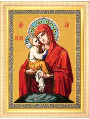 Икона Божия Матерь Почаевская