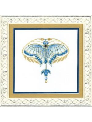 Набір для вишивки хрестиком Чарівна Мить М-244 Золотий пилок