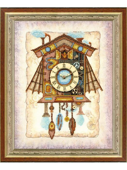 Набір для часткової вишивки хрестом Чарівна Мить РК-094 Інтрига часу
