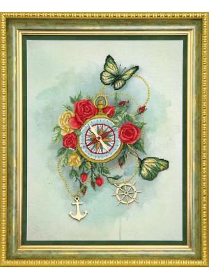 Набір для часткової вишивки хрестом Чарівна Мить РК-099 Шлях додому