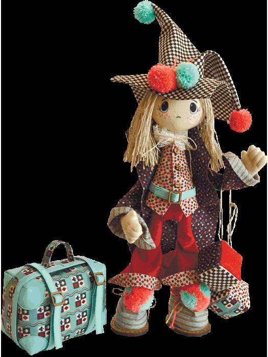 Джокер К1019 - набор для шитья куклы