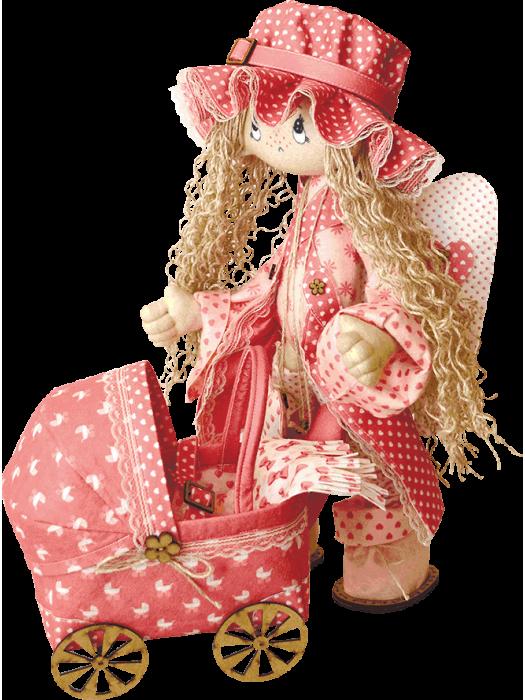 Ангелок К1023 - набор для шитья куклы