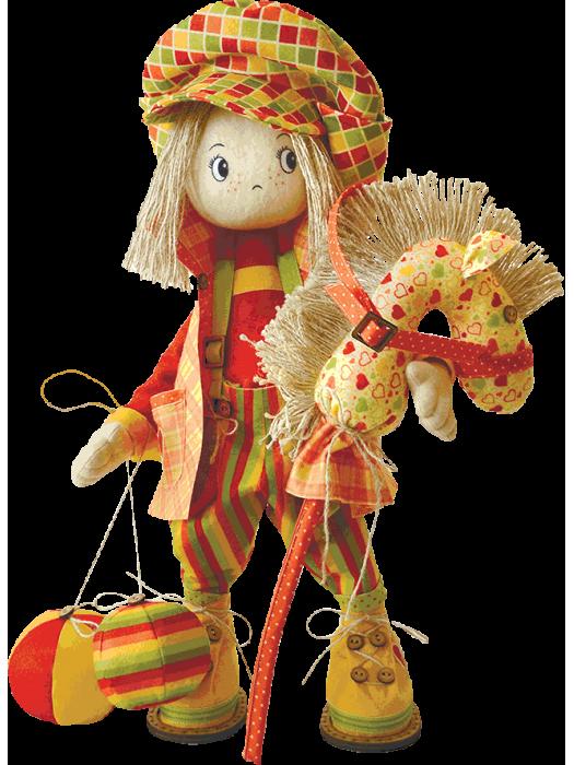 Шалун К1025 - набор для шитья куклы