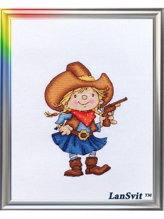 Помічниця шерифа