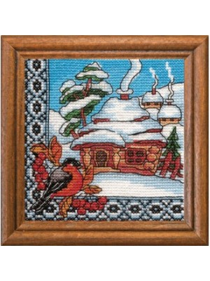 Зимняя Украина