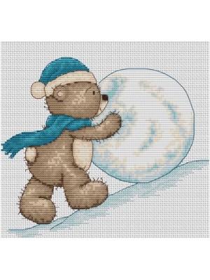 B1002 Медвежонок Бруно