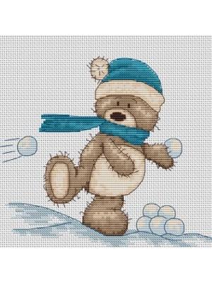 B1003 Медвежонок Бруно