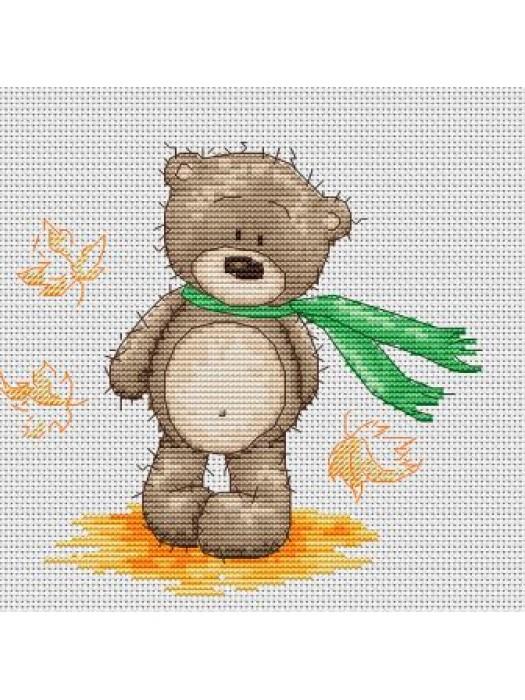 B1092 Медвежонок Бруно