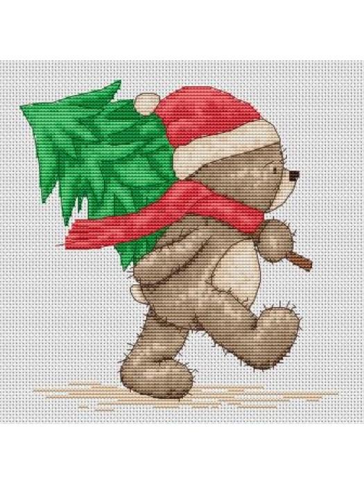 B1095 Медвежонок Бруно