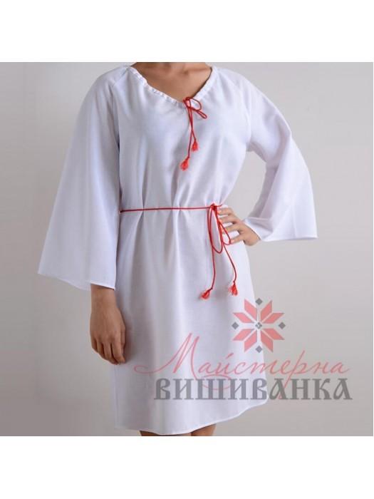 Платье для вышивки Украиночка
