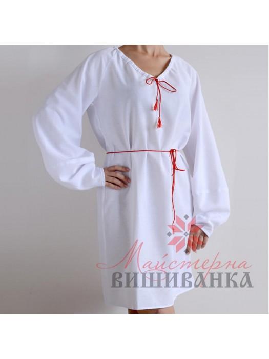Платье для вышивки Колорит