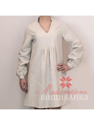 Платье для вышивки Белоцвет