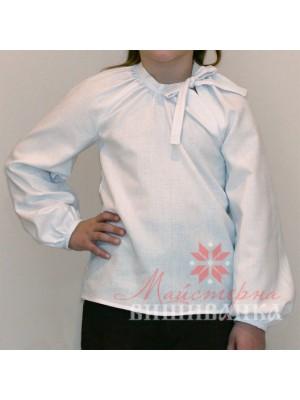 Детская сорочка для вышивки Звоночек