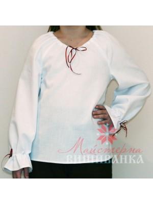 Детская сорочка для вышивки Барвиночек