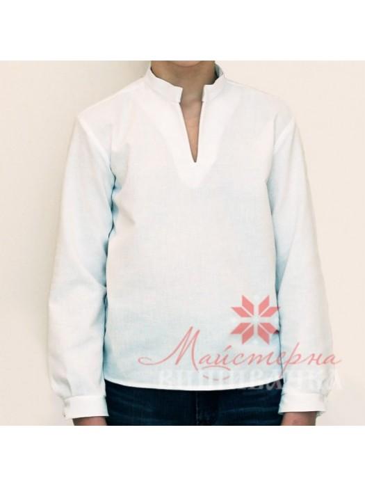 Дитяча сорочка для вишивки Котигорошко