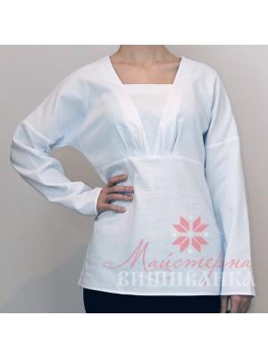 Сорочка для вышивки Украинский фольклор