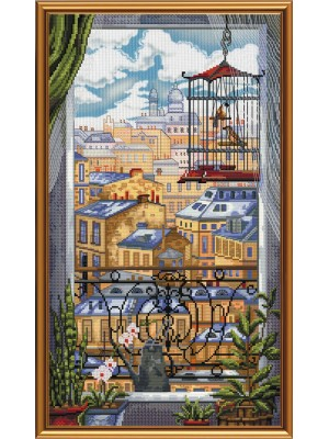 Окно в город ННД1092