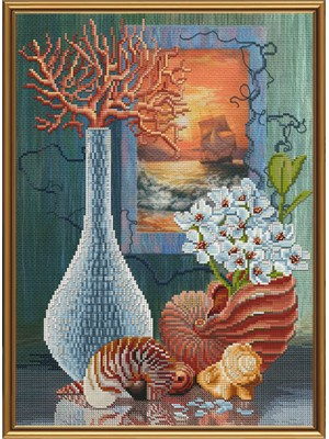 Морской натюрморт ННД2064