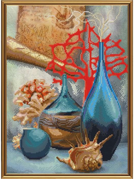 Коралловый натюрморт ННД2089