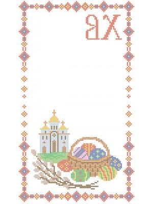 Пасхальный рушник Храм
