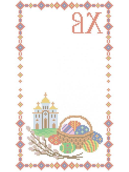 Великодній рушник Храм