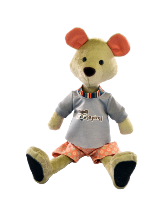 Набор для шитья игрушки Мишка M3011