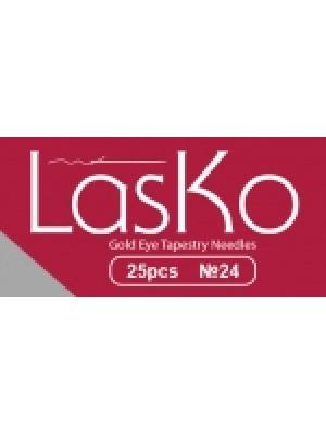 Иглы для вышивания № 24 Lasko