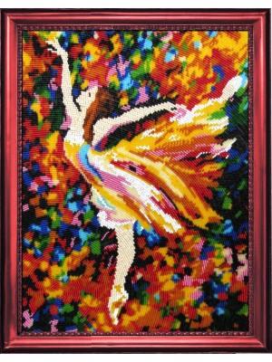 Набір для вишивки бісером Балерина