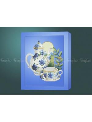 Чай КП-3120голубий