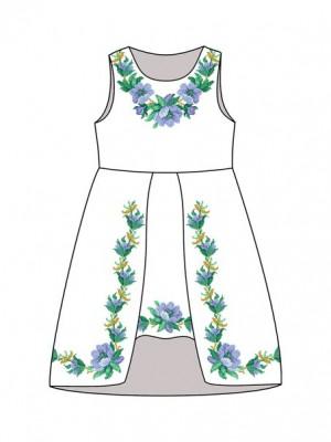 Дитяче плаття-вишиванка ДП-301