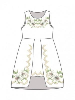 Дитяче плаття-вишиванка ДП-481