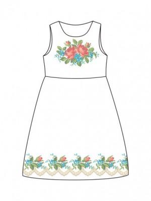 Дитяче плаття-вишиванка ДП-63