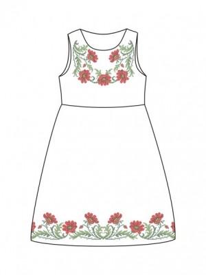 Дитяче плаття-вишиванка ДП-64