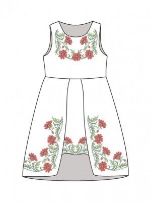 Дитяче плаття-вишиванка ДП-641
