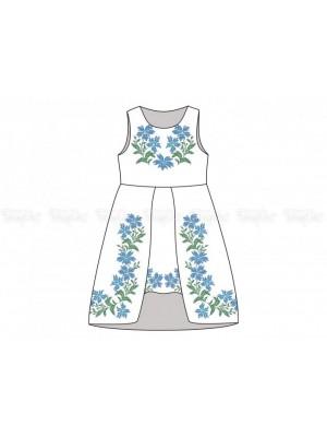 Дитяче плаття-вишиванка ДП-651