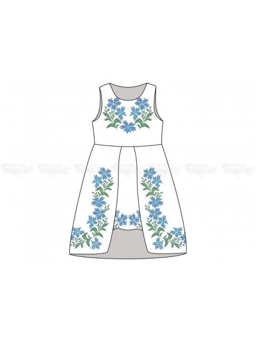 Детское платье-вышиванка ДП-651