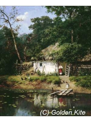 Украинская хата 1709 Голден Кайт