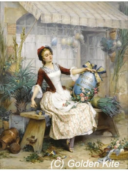 Пасхальні яйця 2081 Голден Кайт