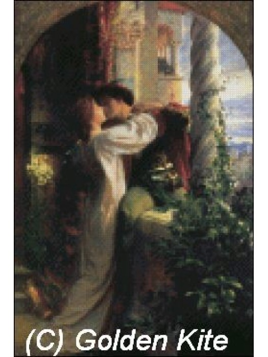 Ромео и Джульетта 865 Голден Кайт