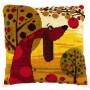 Подушки для вышивания полукрестом