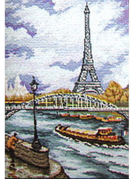Набор для вышивания Символ Парижа