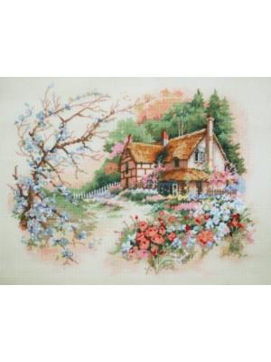 Набір для вишивання Будиночок мрії