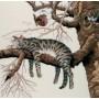 Набір для вишивання Лінивий кіт