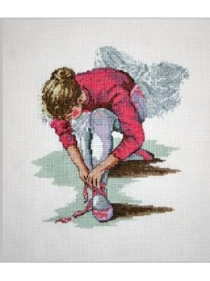 Набор для вышивания Маленькая балерина