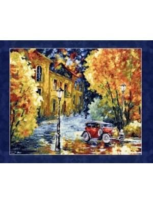 Набор для вышивания Осенний марафон Афремов