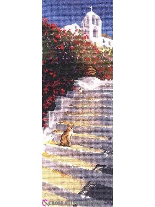 Набор для вышивания  Греция или Греческие ступеньки